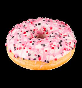 Donut's Framboise