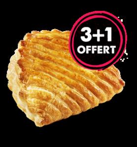 Lot Chausson Pommes 3+1 Offert