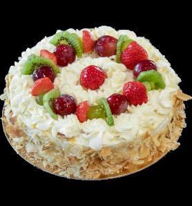 Gâteaux Chambord Fraises