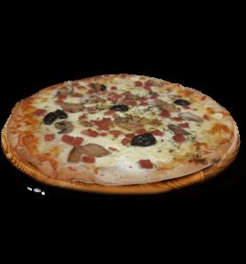 Pizza Crème Jambon