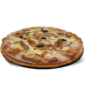 Pizza Crème Kebab