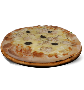 Pizza Crème Poulet