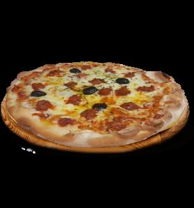 Pizza Tomate Merguez