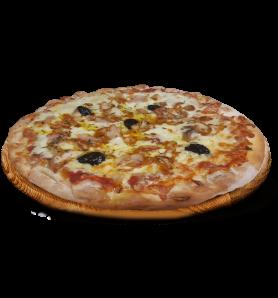 Pizza Tomate Kebab