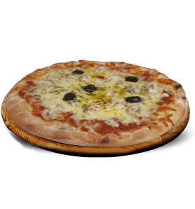 Pizza Tomate Poulet